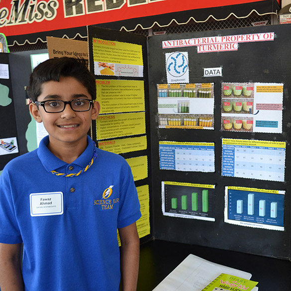 Lower Science Fair