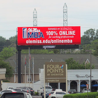 MBA Billboard