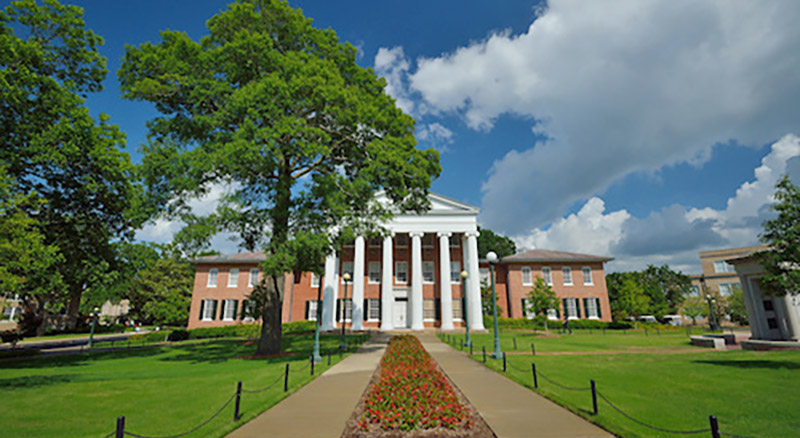 Lyceum at Ole Miss