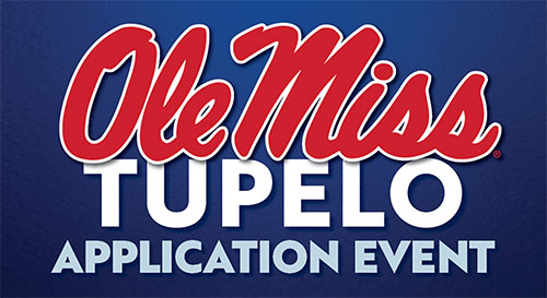 11_Tupelo_AdmissEvent_sm Ole Miss Application Form on cheerleaders girls, football girls, colonel reb, lyceum logo, dance team,
